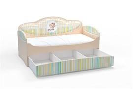 Диван-кровать для девочек Mia kitty - фото 7837