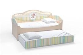 Диван-кровать для девочек Mia kitty - фото 7838