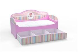 Диван-кровать для девочек Mia kitty - фото 7846