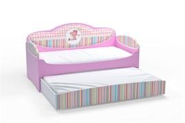 Диван-кровать для девочек Mia kitty - фото 7847