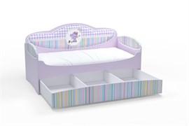 Диван-кровать для девочек Mia kitty - фото 7852