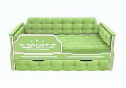Диван-Кровать Спорт с одним ящиком - фото 7988