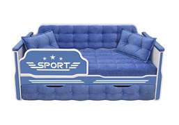 Диван-Кровать Спорт с одним ящиком - фото 7989