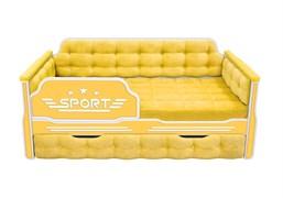 Диван-Кровать Спорт с одним ящиком