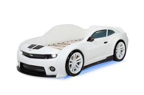 3D кровать машина EVO Camaro - фото 8811