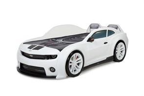 3D кровать машина EVO Camaro - фото 8813