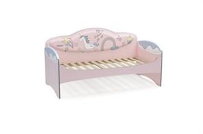 Диван-кровать для девочек Mia Unicorn - фото 8855