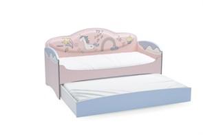 Диван-кровать для девочек Mia Unicorn - фото 8856