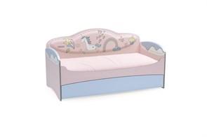 Диван-кровать для девочек Mia Unicorn - фото 8858