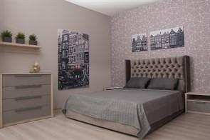 Кровать BARSELONA с подъемным механизмом - фото 9142