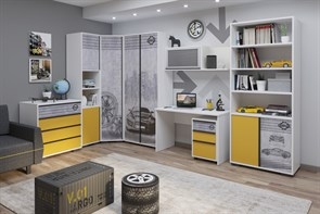 Коллекция детской мебели Ralf Forsage