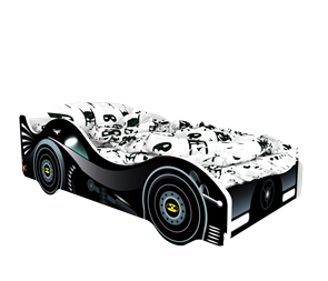 Кровать машина Бэтмобиль