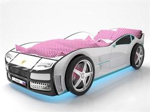 Кровать машина Турбо - фото 9972