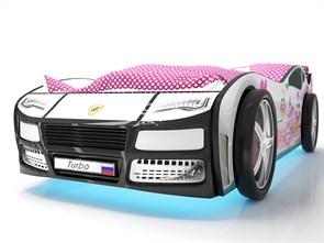 Кровать машина Турбо - фото 9973