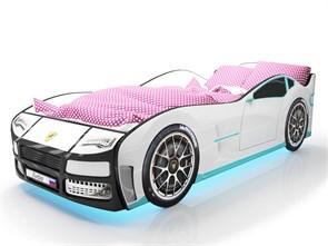 Кровать машина Турбо - фото 9975