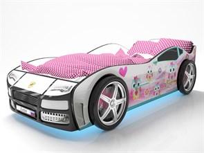 Кровать машина Турбо - фото 9976