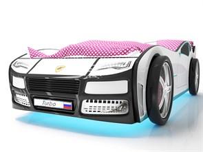 Кровать машина Турбо - фото 9978