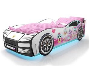Кровать машина Турбо - фото 9979